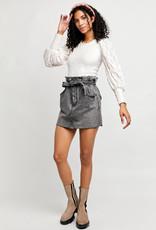 Free People East Of Eden Mini Skirt