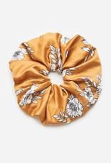 Z Supply Oversized Floral Satin Scrunchie