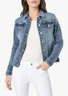 Joe's Jeans Relaxed Denim Jacket - Dolores