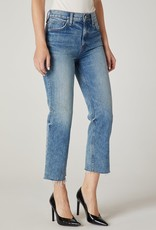 Hudson Remi High-Rise Straight Crop Jean - Sweet Dreams