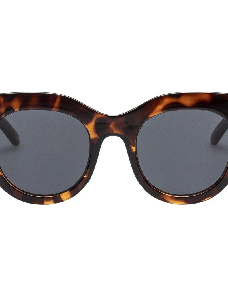 Le Specs Air Heart Sunglasses - Tort