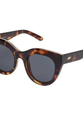 Le Specs Air Heart Sunglasses - Tort