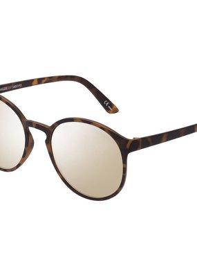 Le Specs Swizzle Sunglasses - Matte Tortoise