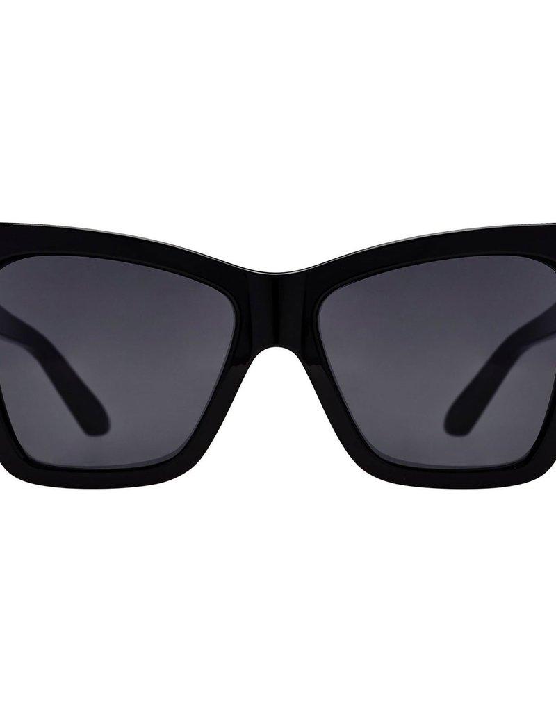 Le Specs Rapture Sunglasses - Black
