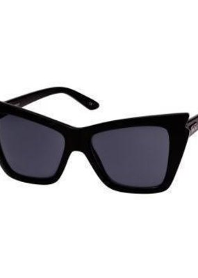 Le Specs Rapture Sunglasses - Black