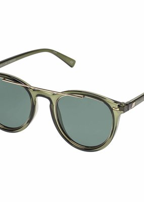 Le Specs Fire Starter Sunglasses - Khaki/Green