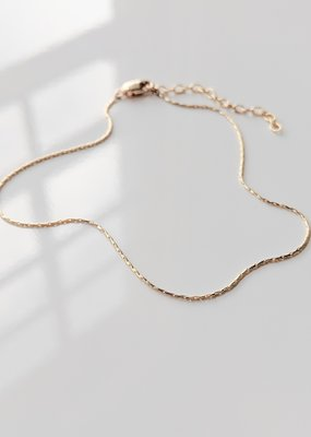Thatch Catalina Anklet