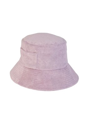 Lack of Color Wave Bucket Hat - Lavender