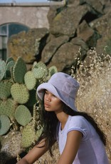Lack of Color Wave Bucket Hat - Lavender