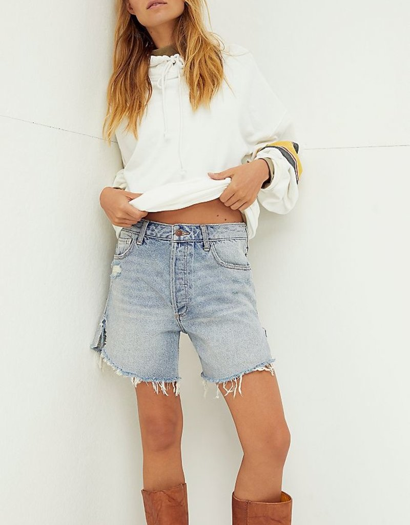 Free People Baggy Tomboy Short - Above and Beyond