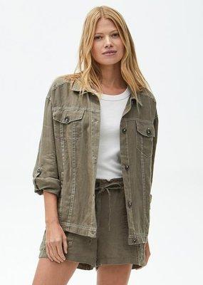 Michael Stars Maliah Linen Jacket