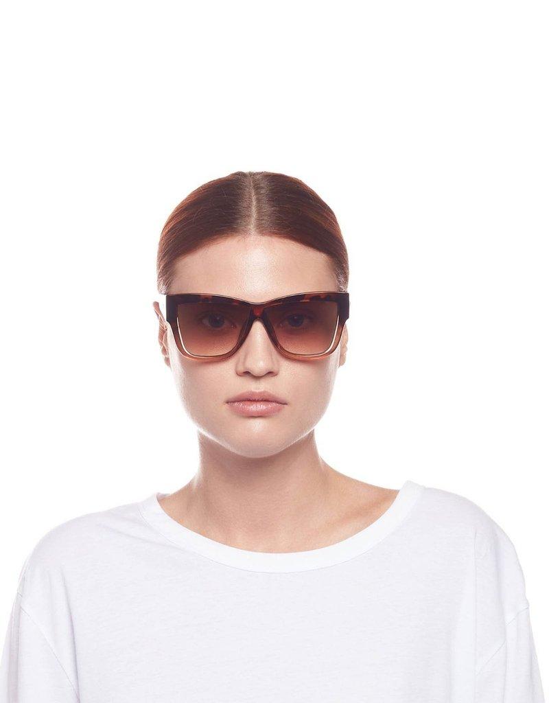 Le Specs Total Eclipse Sunglasses - Tort Tan
