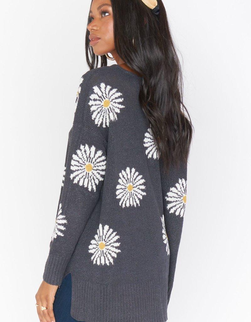 Show Me Your Mumu Hug Me Sweater - Daisy Love