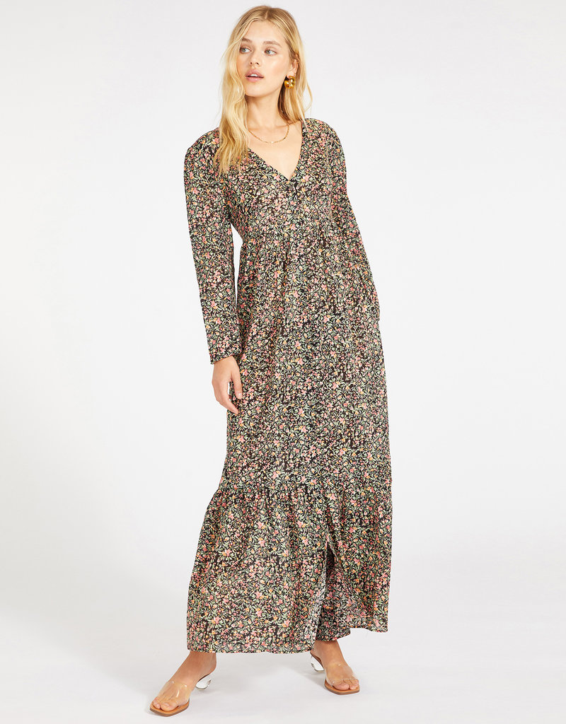 BB Dakota Feature Length Film Maxi Dress