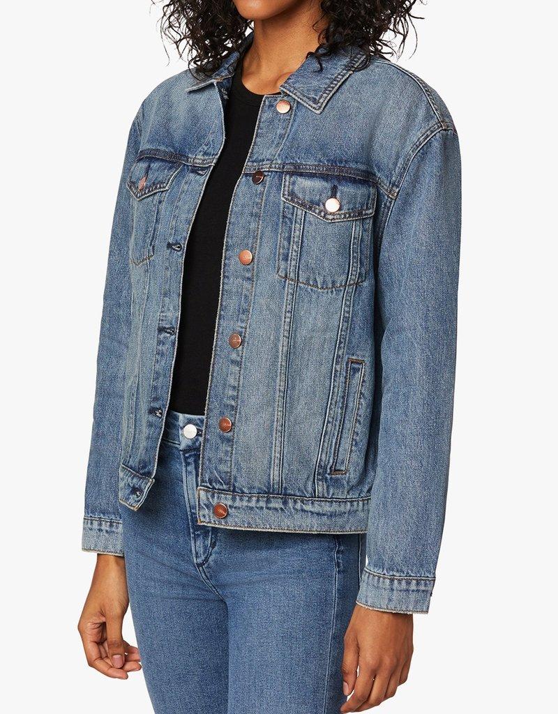Joe's Jeans Boyfriend Jacket - Prism