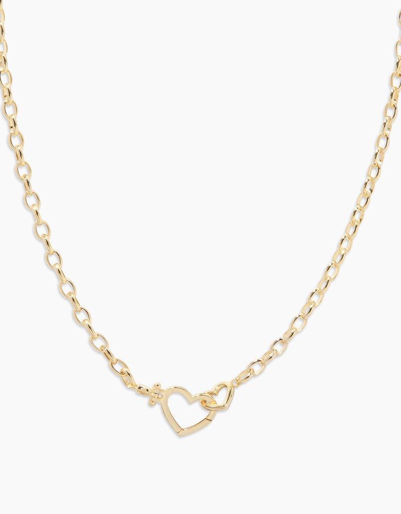 Gorjana Parker Heart Necklace