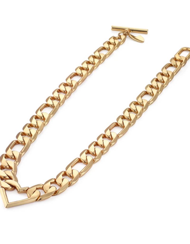 Jenny Bird Vera Chain Necklace