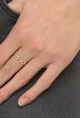 Shashi Amara Ring - Gold