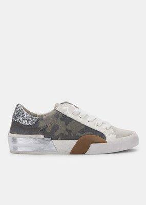 Dolce Vita Zina Sneakers - Camo Canvas