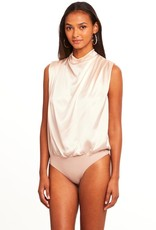 Amanda Uprichard Sleeveless Fabienne Bodysuit