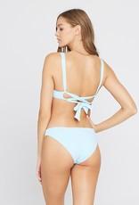 L*SPACE Sandy Bikini Bottom - Sky Blue
