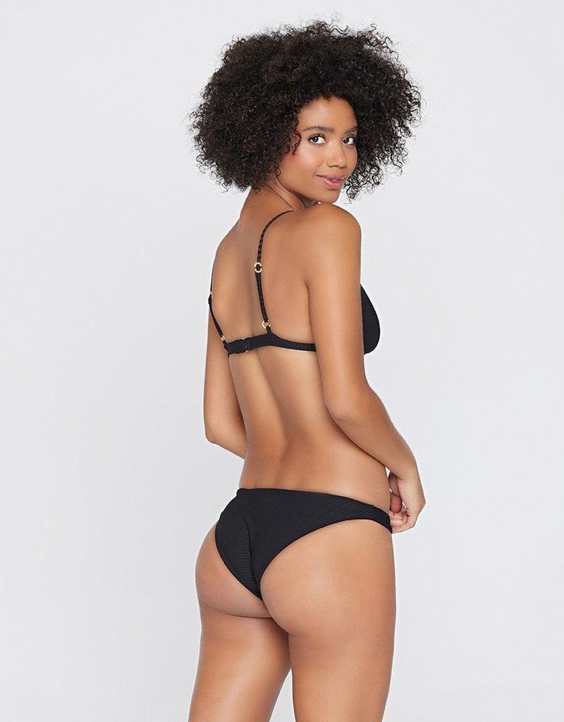 L*SPACE Eco Chic Repreve® Sol Bikini Bottom