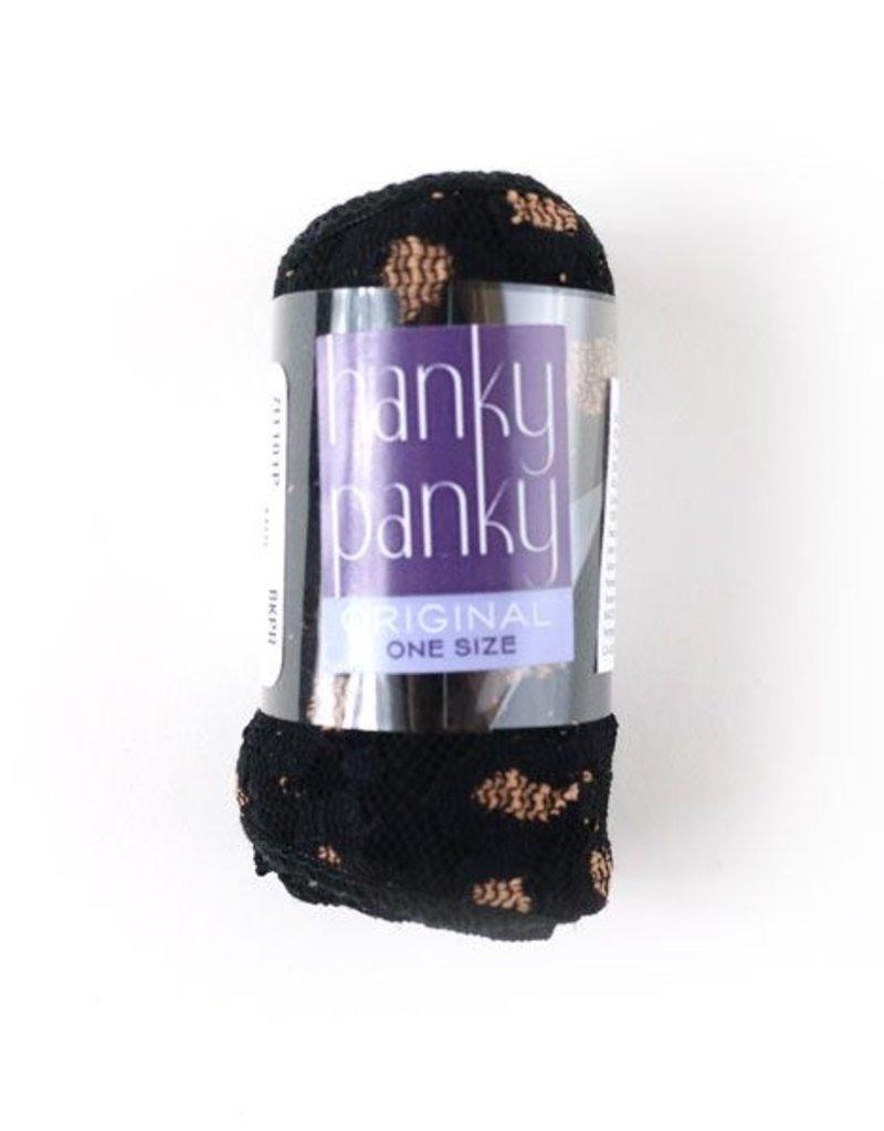 Hanky Panky Cross-Dyed Leopard Original Rise Thong
