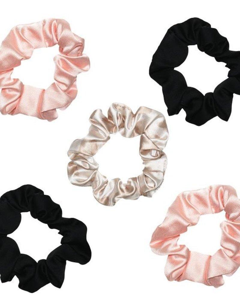Kitsch Satin Sleep Scrunchies - Assorted