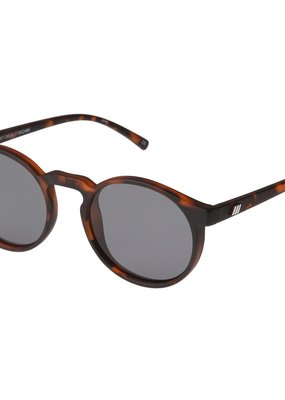 Le Specs Teen Spirit Deux Sunglasses - Matte Tort Polarized