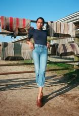 Joe's Jeans Callie High Rise Cropped Bootcut - Huron