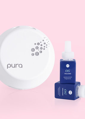 Capri Blue CB + Pura Smart Home Diffuser Kit, Volcano
