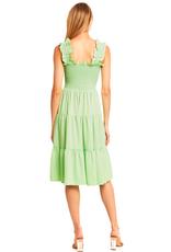 Amanda Uprichard Adelene Midi Dress
