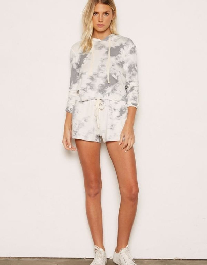 Tart Collections Kaitie Cropped Hoodie