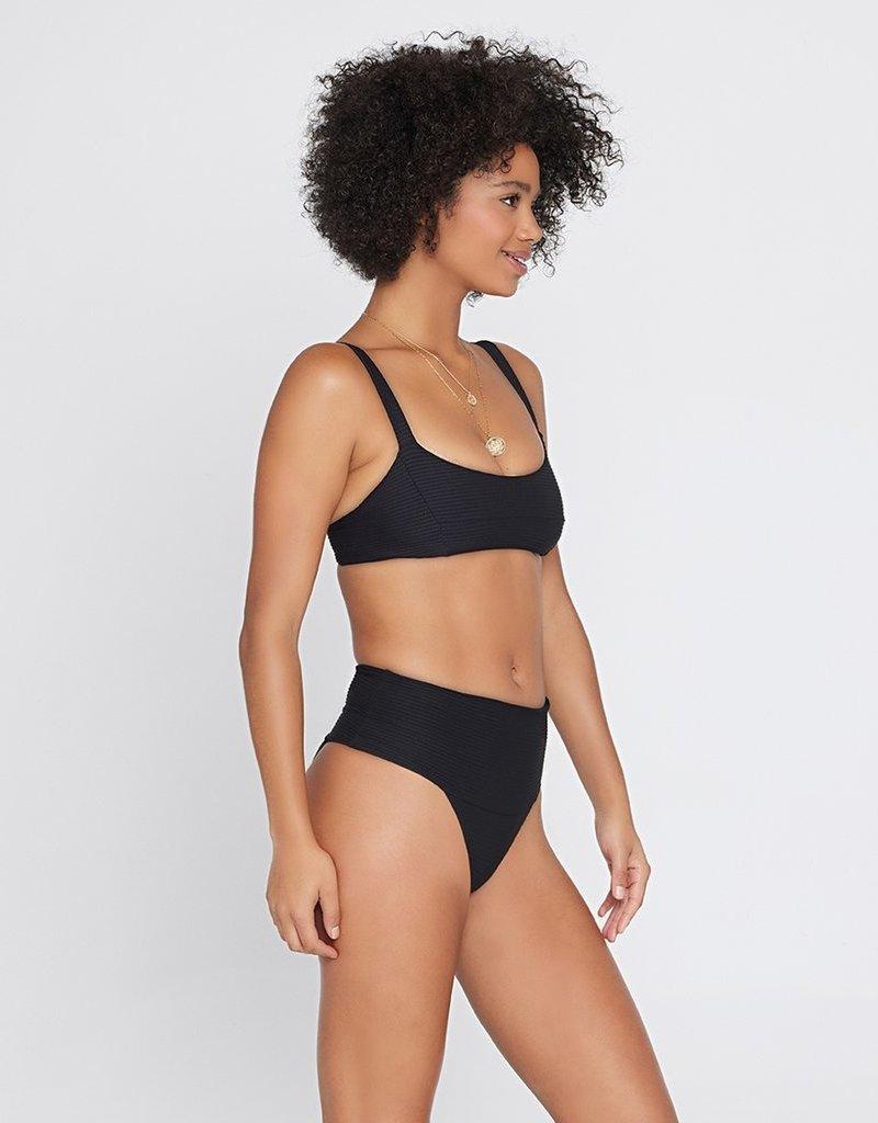 L*SPACE Eco Chic Repreve® Jess Bikini Top