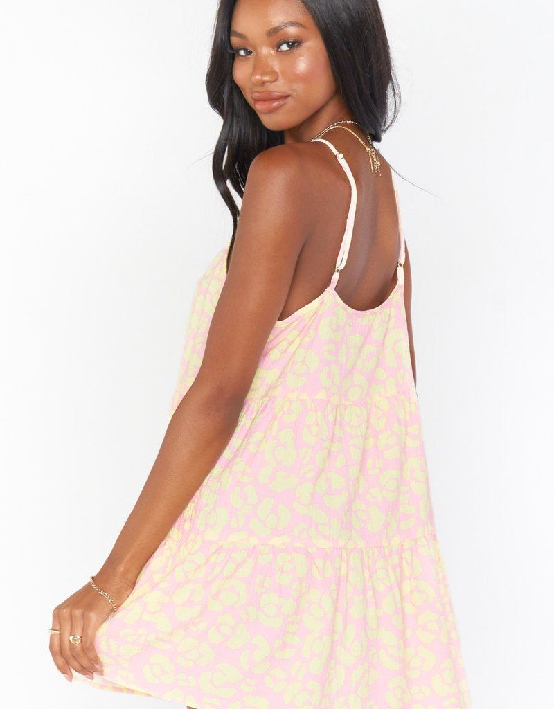 Show Me Your Mumu Caroline Mini Dress