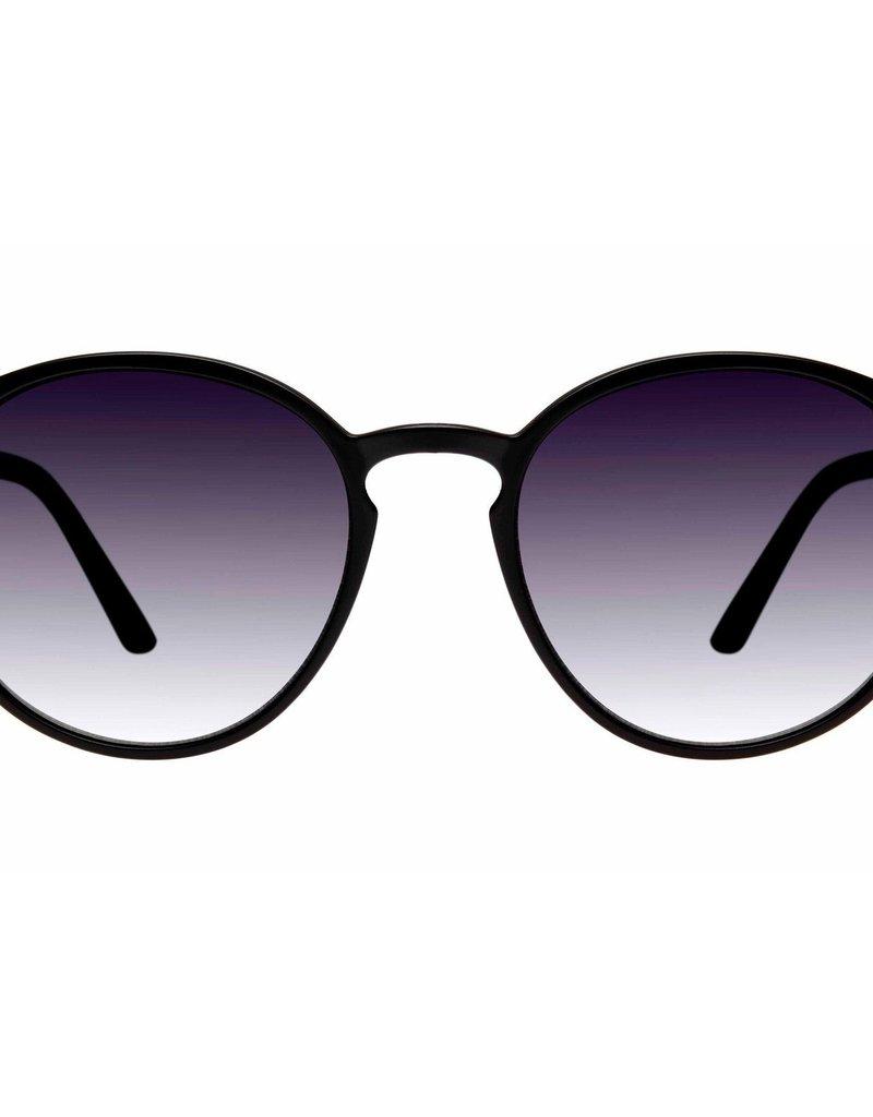 Le Specs Swizzle Sunglasses - Matte Black