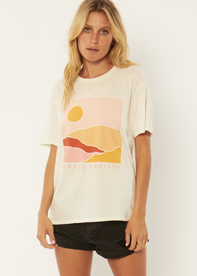 Amuse Society Painted Hills Knit Tee