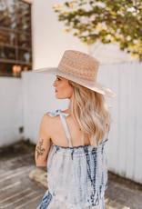Bella Dahl Tie Shoulder Top