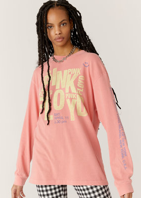 Daydreamer Pink Floyd New York Oversized Long Sleeve