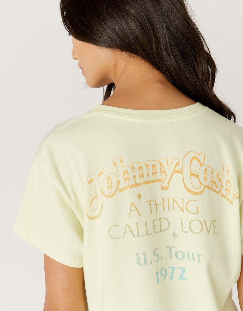 Daydreamer Johnny Cash A Thing Called Love Tour Tee