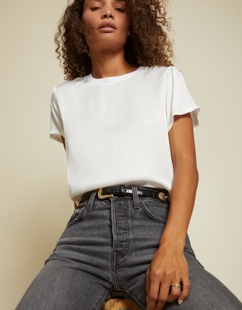 Nation Marie Top - White