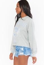 Show Me Your Mumu Snooze Sweatshirt
