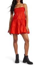 BB Dakota Dream About Me Dress - Hibiscus