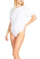 BB Dakota All Tucked In Bodysuit - Optic White