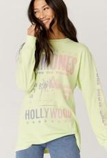 Daydreamer Ramones Hollywood Oversized Long Sleeve