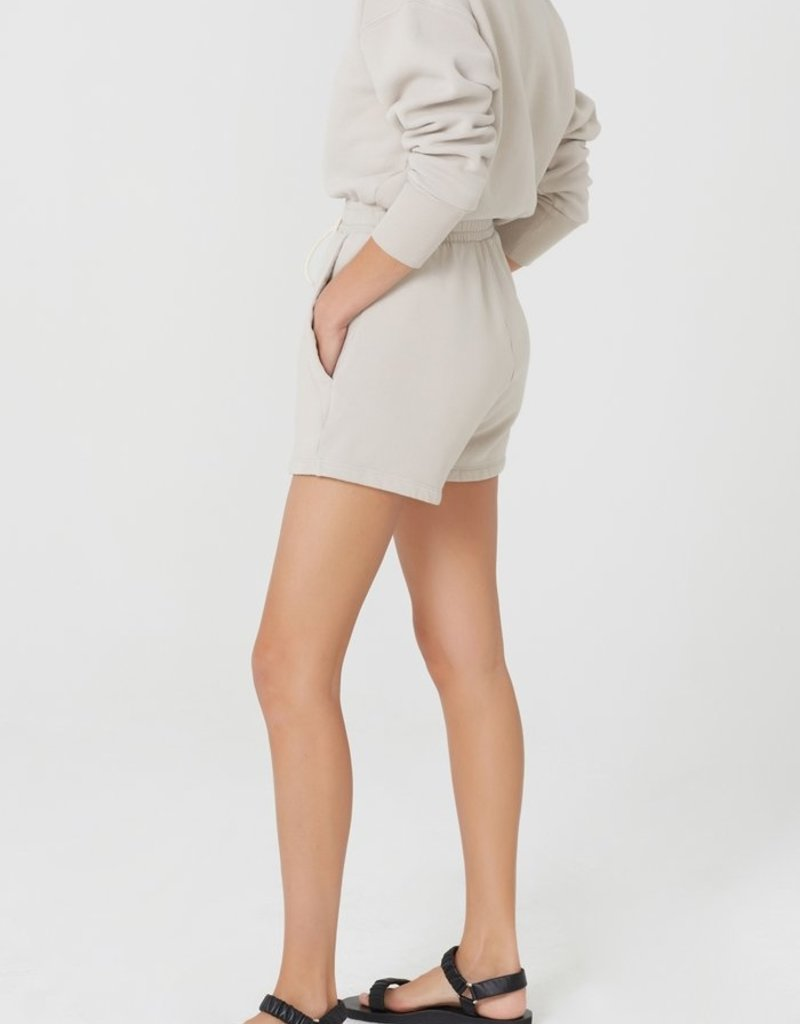 Citizens of Humanity Loulou Fleece Romper