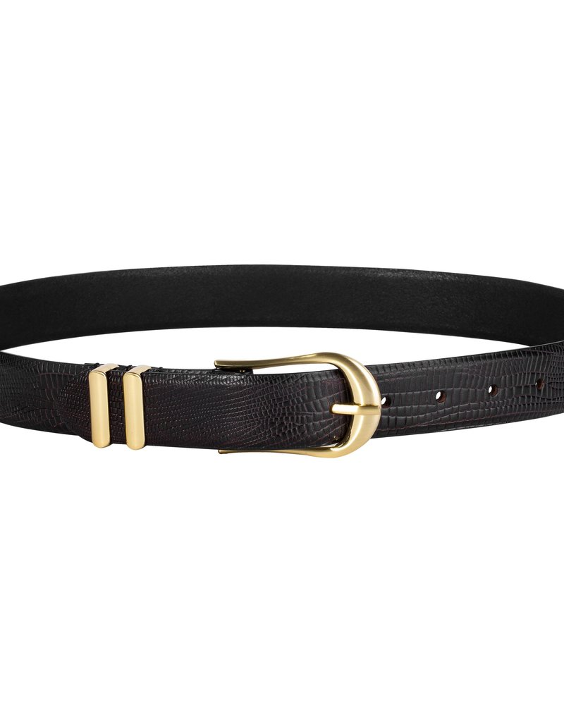 Sancia Inga Belt - Black