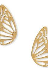 Bracha Cassie Butterfly Wing Studs