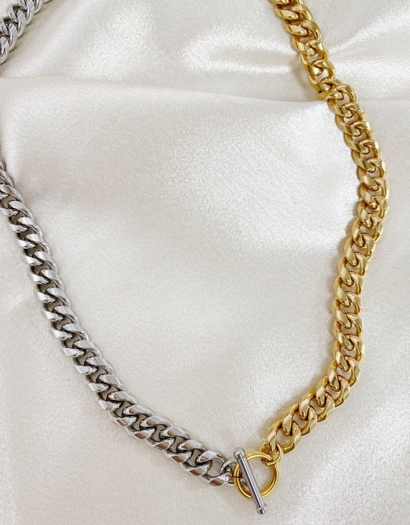 Bracha Ashley Two Tone Chain