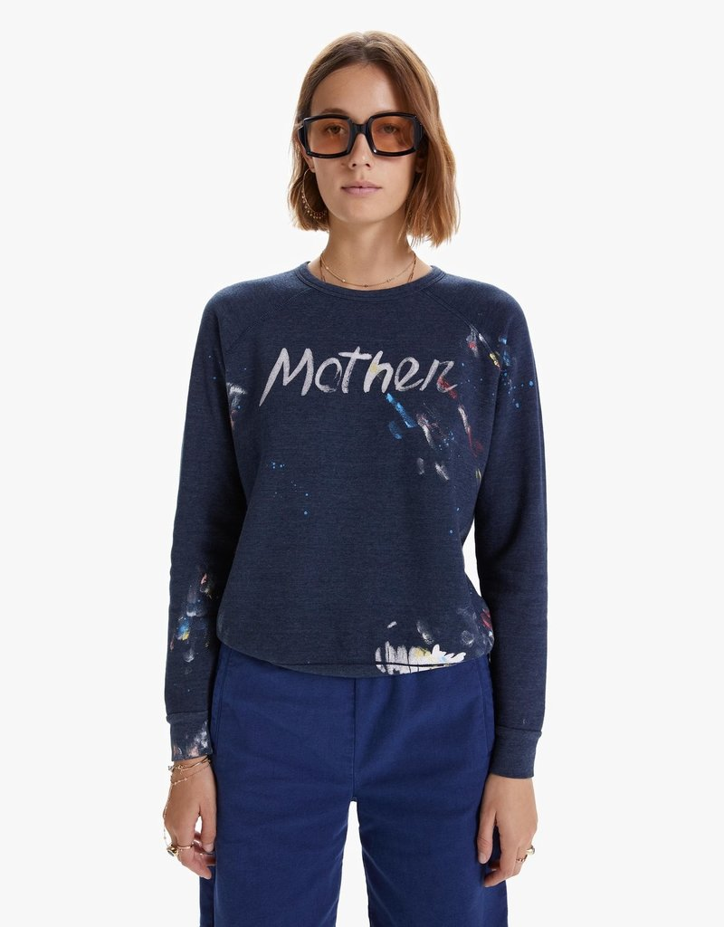 Mother  The Hugger Pullover - Mother